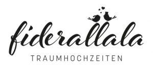 fiderallala Traumhochzeiten Logo
