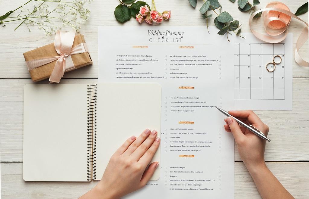 Hochzeit Selbstplaner Checkliste