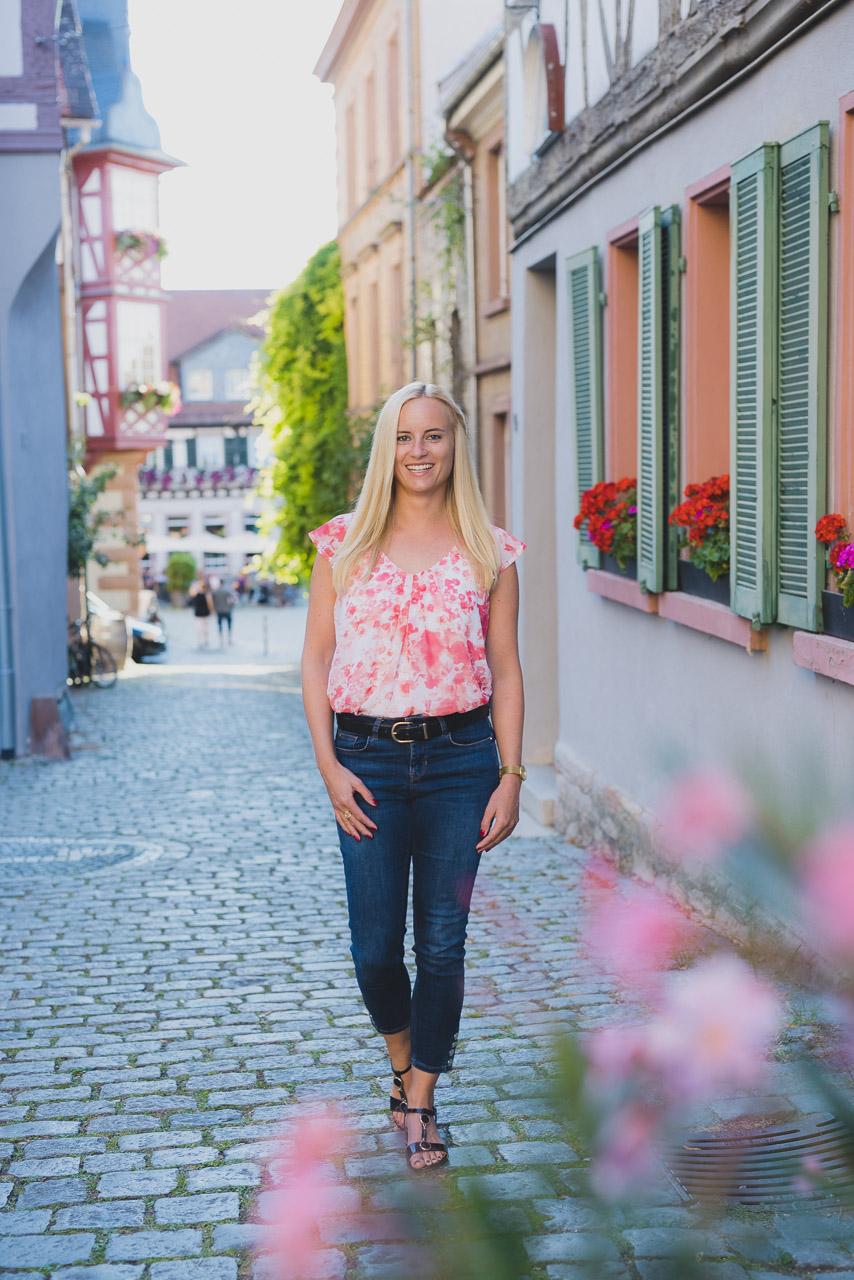 Hochzeitsplanerin Katrin Hoessler in Altstadt
