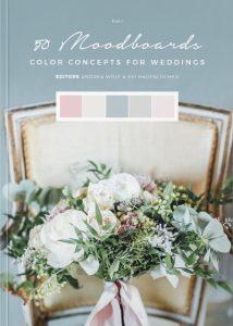 Moodboard Buch für Hochzeiten