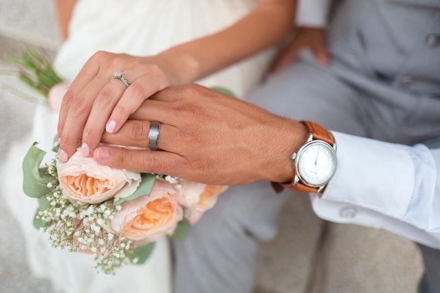 Standesamt verheiratet